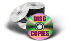 Make Copies of your Disc