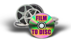 Transfer Your Old Film  To Disc
