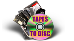 Transfer Your tapes To Disc